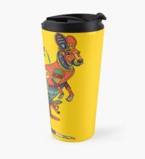 Kangaroo, from the AlphaPod collection Travel Mug