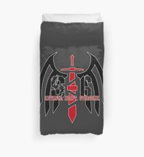 Section 6 Emblem Duvet Cover