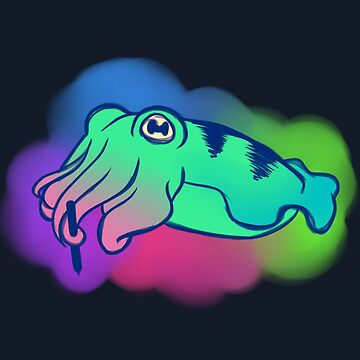 Cuttlefish by KanekoKumori