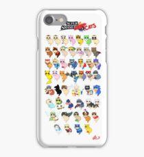 Super Smash Cats! iPhone Case/Skin