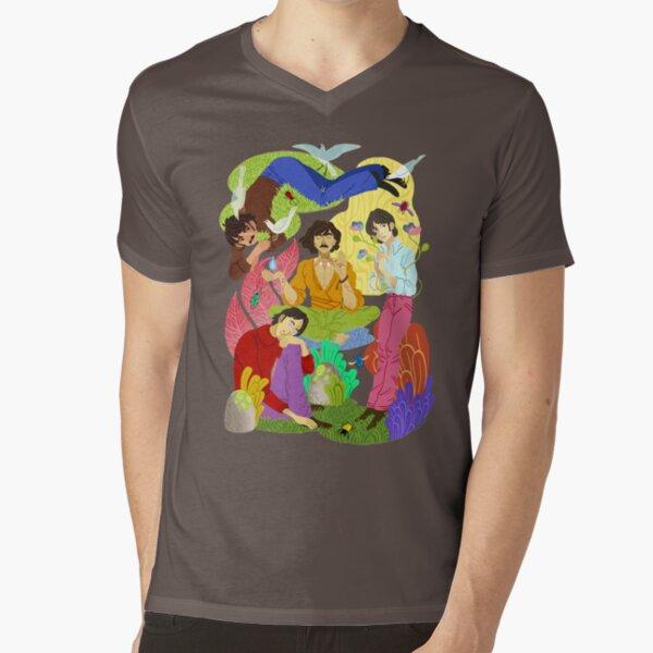 The color of dreams Camiseta de cuello en V