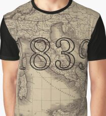 1839 Graphic T-Shirt