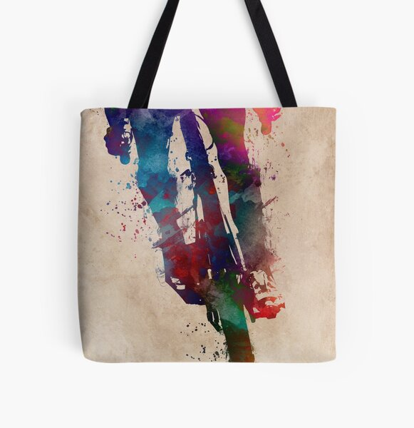 cycling #sport #cycling All Over Print Tote Bag