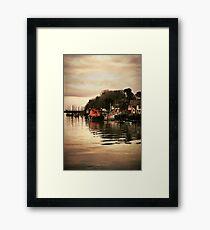 Weymouth Waiting Framed Print