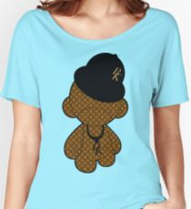 BROOKLYN MUNNY Women's Relaxed Fit T-Shirt