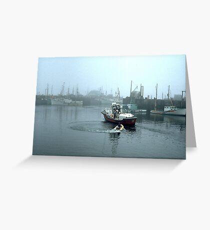 Lifeboat 101 Greeting Card