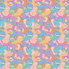 « Laughing Hippos - pastel » par Hippopottermiss