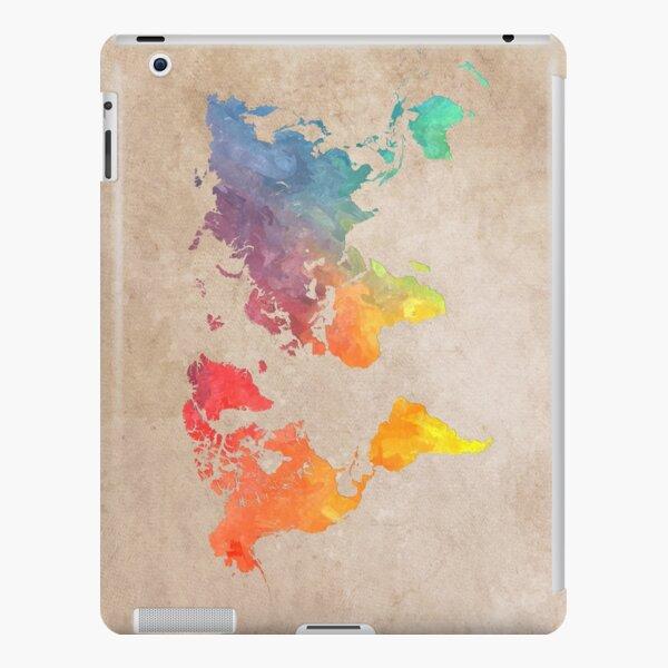 World Map maps iPad Snap Case