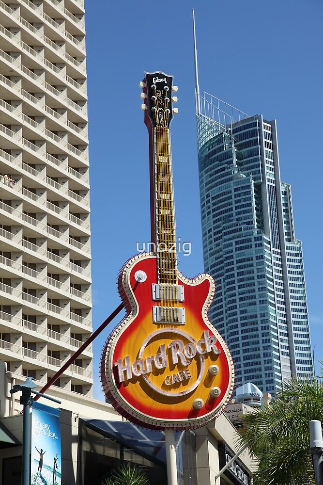 Rock Guitar  by unozig