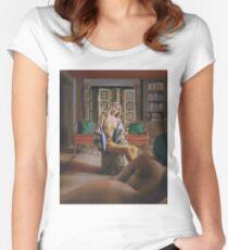 hayley kiyoko Women's Fitted Scoop T-Shirt