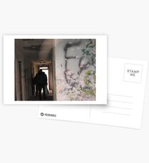Attic Dweller Postcards