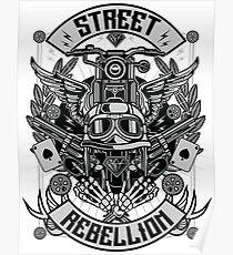 Street Gang Rebellion  Poster