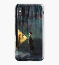 The Hound of Baskerville iPhone Case/Skin