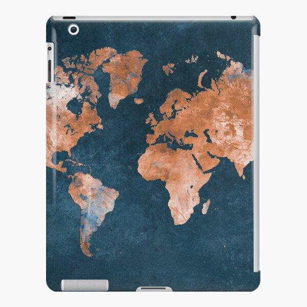 world map 15 #map #worldmap iPad Snap Case