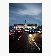 Buckingham Palace, London Photographic Print