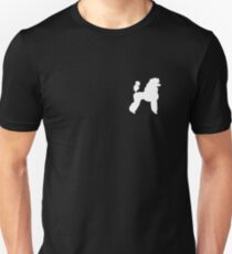 Poodle In The Corner Unisex T-Shirt
