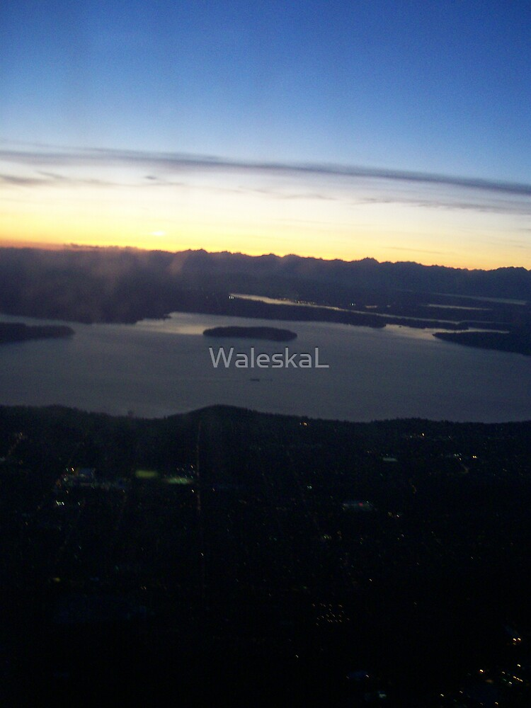 The View from above by WaleskaL