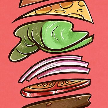 Cheeseburger by EvaHolder