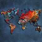 World Map 2020 by JBJart