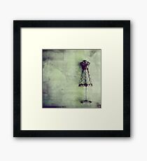 Dress Me Up In What You Want Me To Be Framed Print