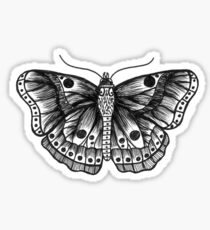 Butterfly tattoo Sticker