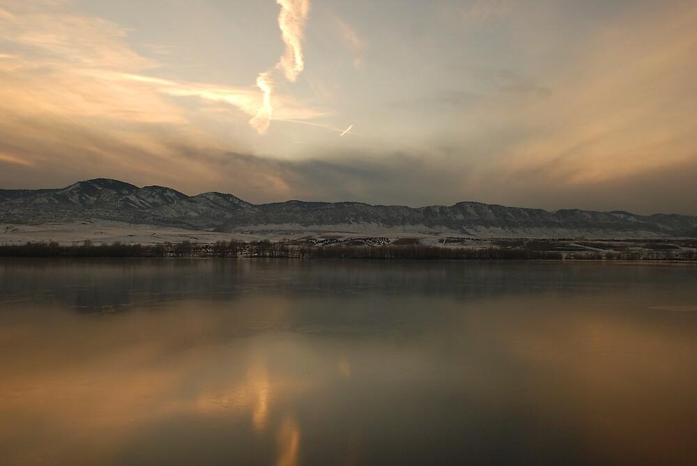 Chatfield State Park, Colorado by Paul Crossland