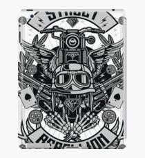 Street Gang Rebellion  iPad Case/Skin