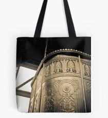 Street Cubicle Tote Bag