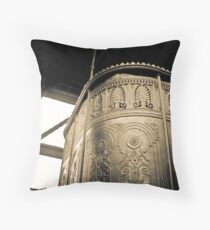 Street Cubicle Throw Pillow