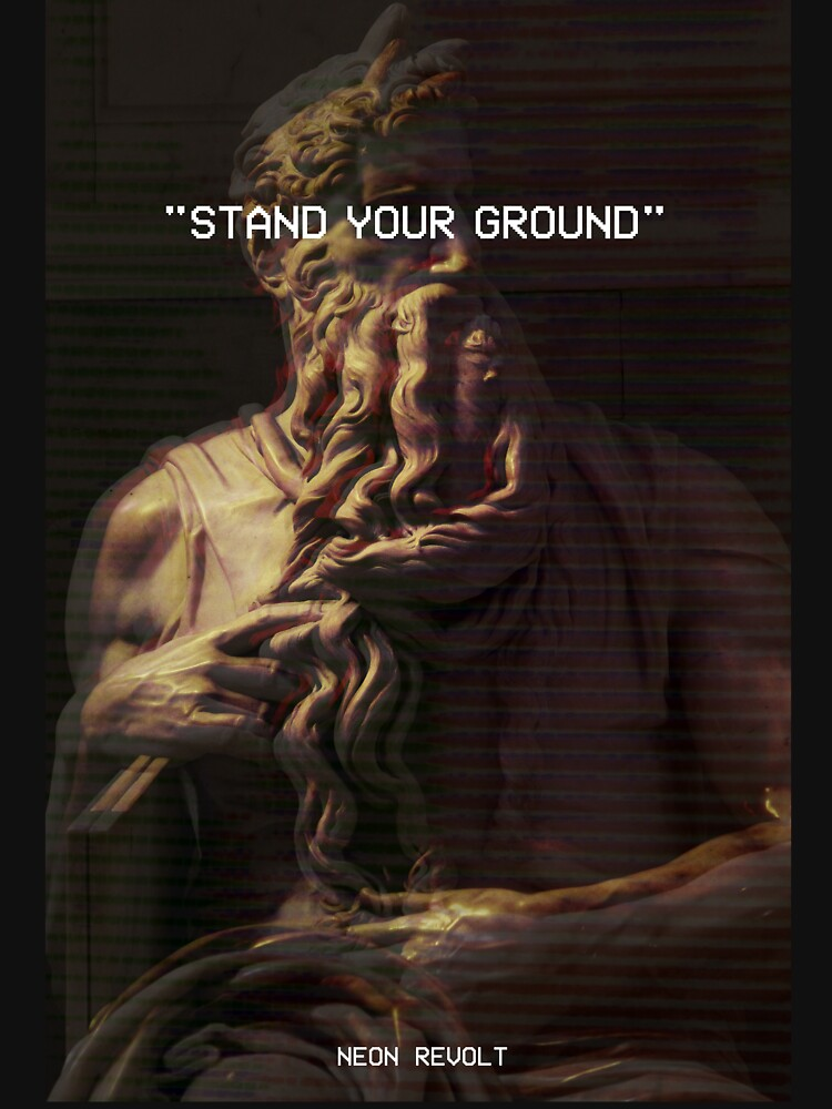 Stand Your Ground by NeonRevolt