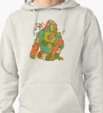 Gorilla, from the AlphaPod collection Pullover Hoodie