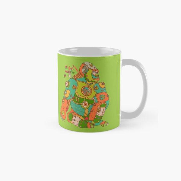 Gorilla, from the AlphaPod collection Classic Mug