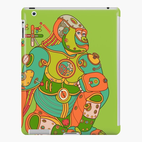 Gorilla, from the AlphaPod collection iPad Snap Case