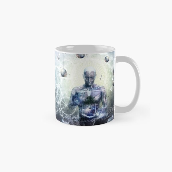 Experience So Lucid, Discovery So Clear Classic Mug