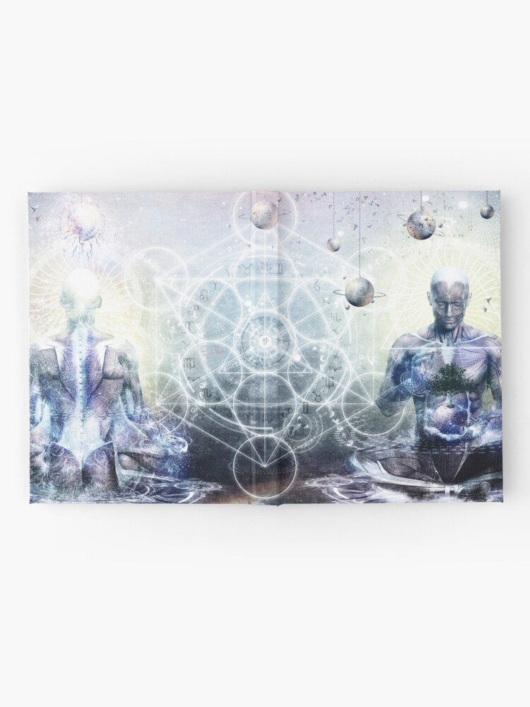 Alternate view of Experience So Lucid, Discovery So Clear Hardcover Journal