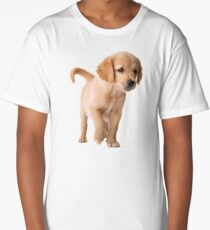 Golden Retriever Long T-Shirt
