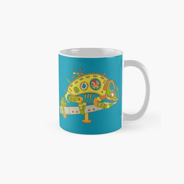 Chameleon, from the AlphaPod collection Classic Mug