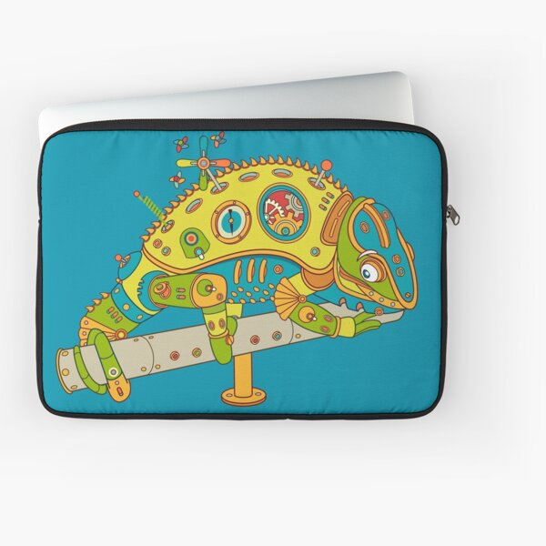 Chameleon, from the AlphaPod collection Laptop Sleeve