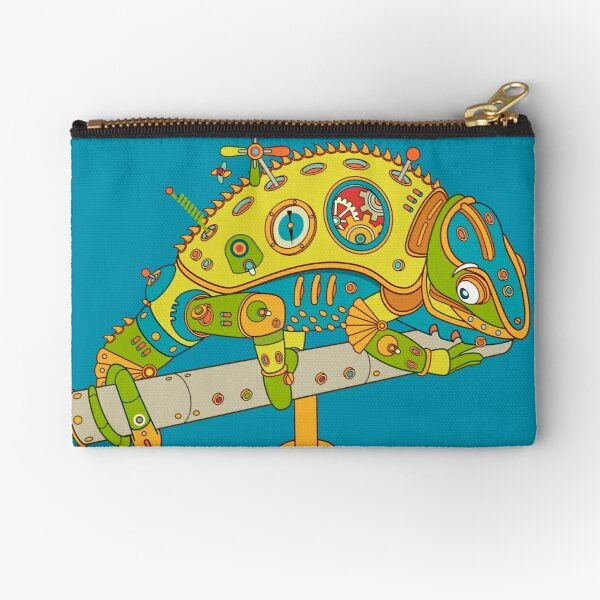 Chameleon, from the AlphaPod collection Zipper Pouch