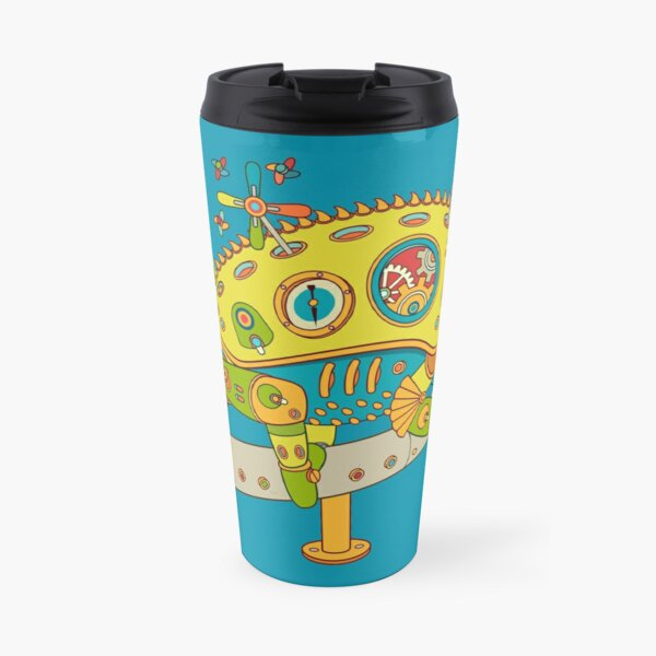 Chameleon, from the AlphaPod collection Travel Mug