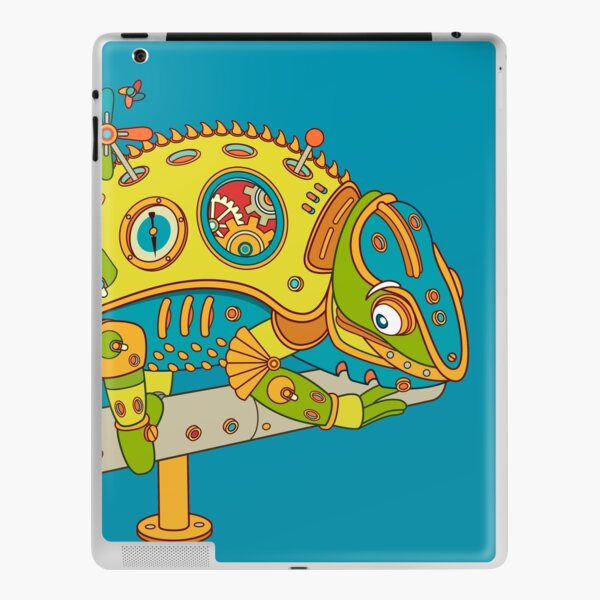 Chameleon, from the AlphaPod collection iPad Skin