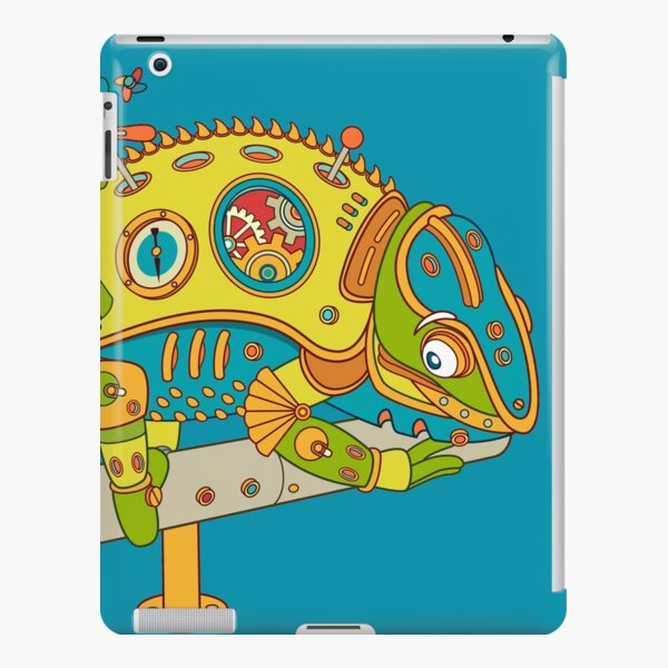 Chameleon, from the AlphaPod collection iPad Snap Case