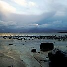 The Lonely Shore - Winter's Light by artyfifi
