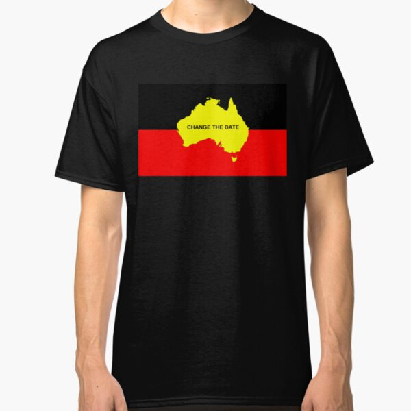 Invasion Day: Change The Date Classic T-Shirt