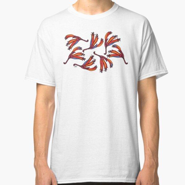 Harakeke (NZ flax) flowers Classic T-Shirt