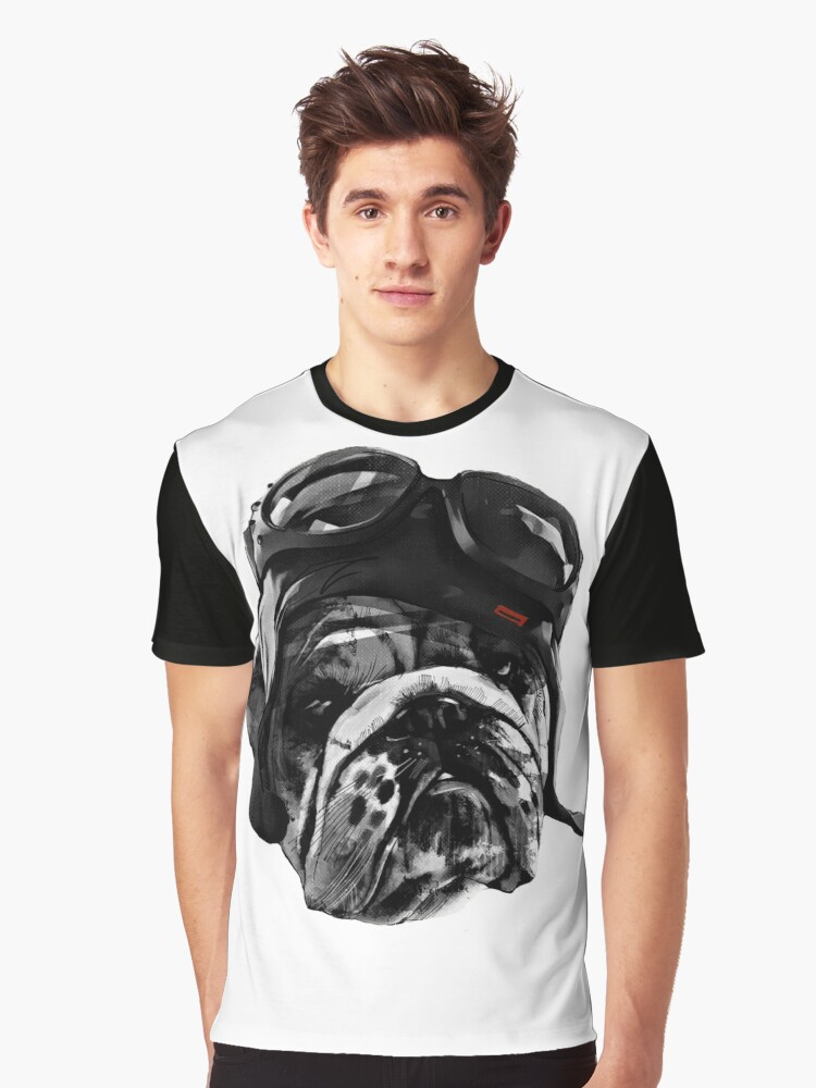 Bully for You Graphic T-Shirt Front