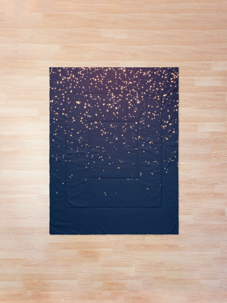 Alternate view of Stars Comforter
