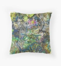 The Atlas Of Dreams - Color Plate 76 Floor Pillow