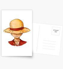 Luffy Postcards