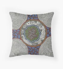 Dreamcatcher #2 Throw Pillow